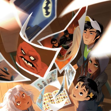 Gotham Academy #15 review