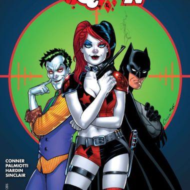 Harley Quinn #25 review
