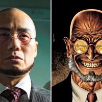 First look at BD Wong as Hugo Strange in 'Gotham'