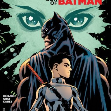 Robin: Son of Batman #9 review