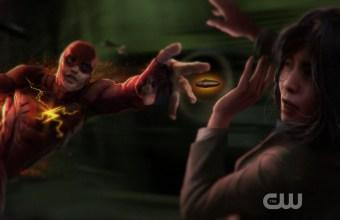 The Flash Movie Concept Art
