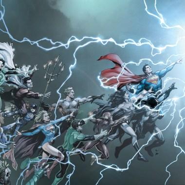 "Full DC Comics ""Rebirth"" creative teams and details"