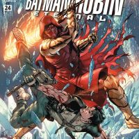 Batman and Robin Eternal #24 review