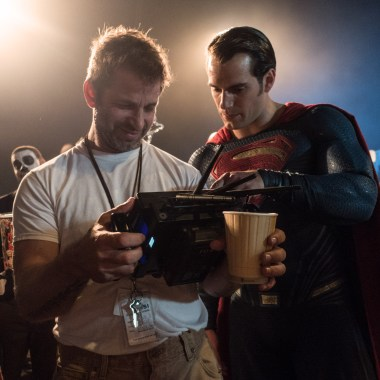 Batman-On-Film: Yes, there's tension between Zack Snyder and Warner Bros. on 'Justice League'