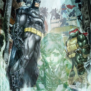 Batman/Teenage Mutant Ninja Turtles #4 review