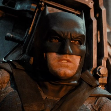 "Ben Affleck improvised Batman's ""oh shit!"" line in 'Batman v Superman'"