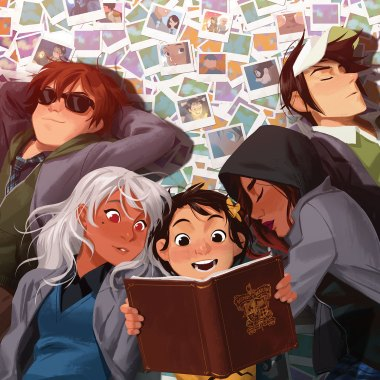 Gotham Academy #16 review