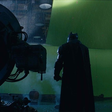 Batman v Superman: before and after visual effects (photos)