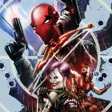 Red Hood / Arsenal #11 review