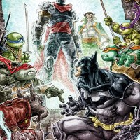Batman/Teenage Mutant Ninja Turtles #6 review