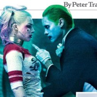 The Joker scolds Harley Quinn in new 'Suicide Squad' photo