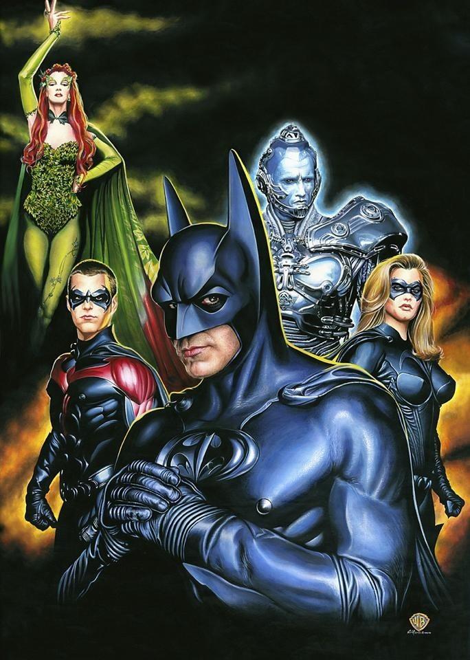 Car Art Wallpaper Batman Online Gallery Fanart From Batman Amp Robin 1997