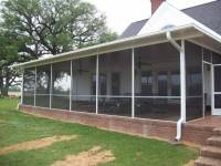 Baton Rouge Patio Covers - Screened Rooms
