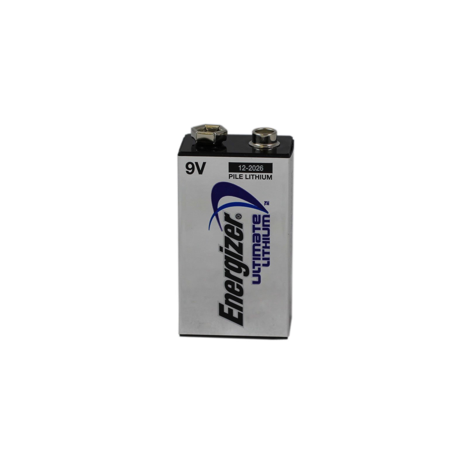 9 Volt Batterie Energizer Ultimate Lithium 9 Volt Battery