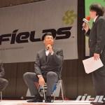 猪木祭り大予想トークバトルに登場した小川直也と佐藤編集長