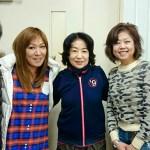 水色革命の旗揚げ1周年記念の特別ゲストにジャガー横田