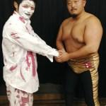 666_小仲=ペールワン率いる名古屋ジャパンパキスタンレスリングが梅沢菊次郎と合体