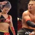 ASUKA24時間プロレス大会で小林香萌vs真霜拳號が決定