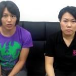 REINA_朱里と練習生の小名坂結奈