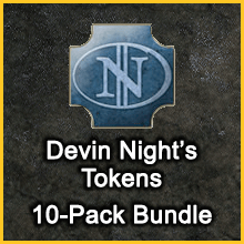 Devin Night's Tokens 10-Pack Bundle
