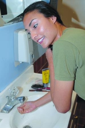Female Marines Hairstyling Secret Exposed