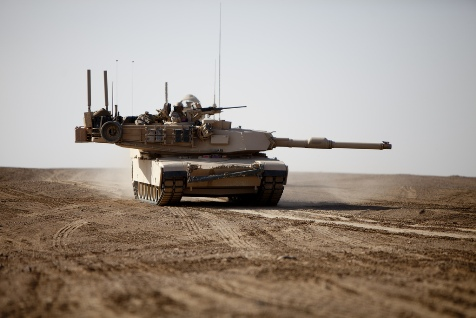 Last US Marine tank unit heading home from Afghanistan