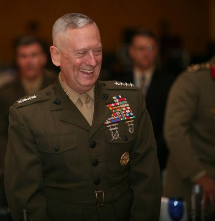 "Gen. ""Mad Dog"" Mattis just gave what may be the most ..."