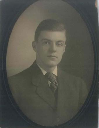 First Sgt. George H. Humphrey