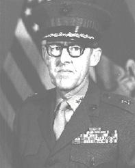 Maj. Gen. Fred Haynes (Marine Corps)