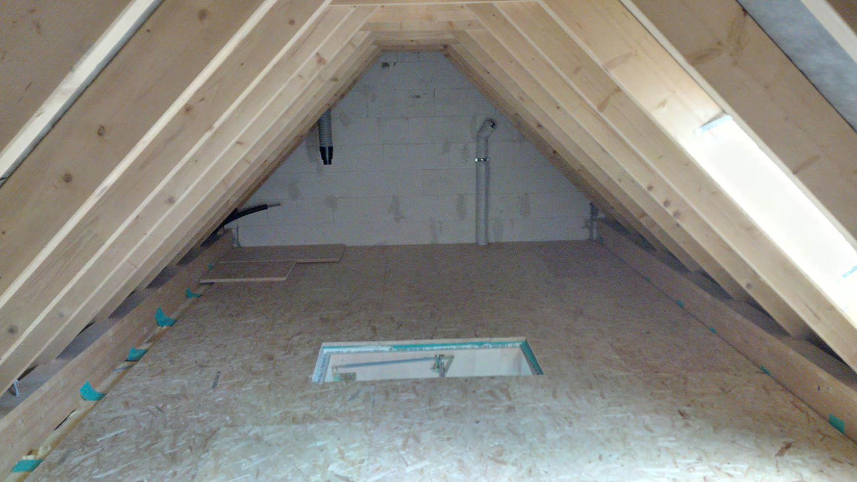 Fußboden Legen Xbmc ~ Dachboden fußboden osb ausbau des dachboden u a wir bauen dann