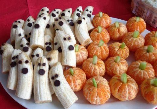 Inspirações para Festa de Halloween – alimentação