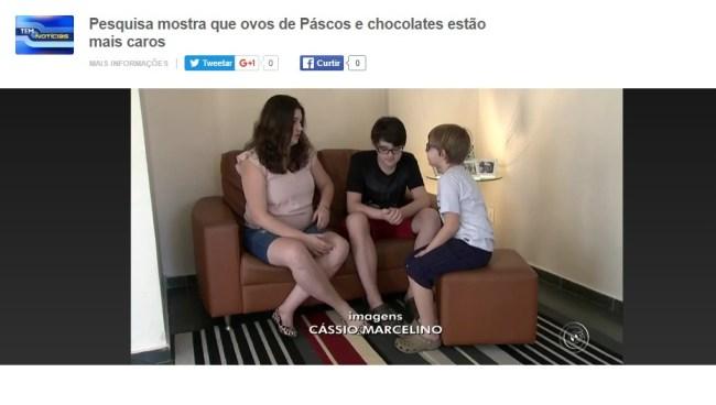 blog Baú de Menino na mídia