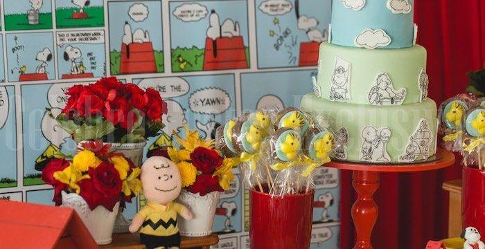 Festa Snoopy – 37 inspirações para arrasar