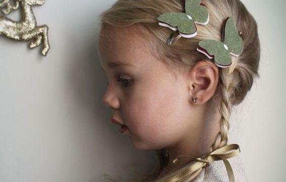 Penteados para meninas – 22 lindas inspirações