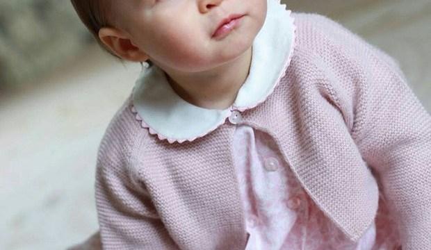 O estilo da princesa Charlotte