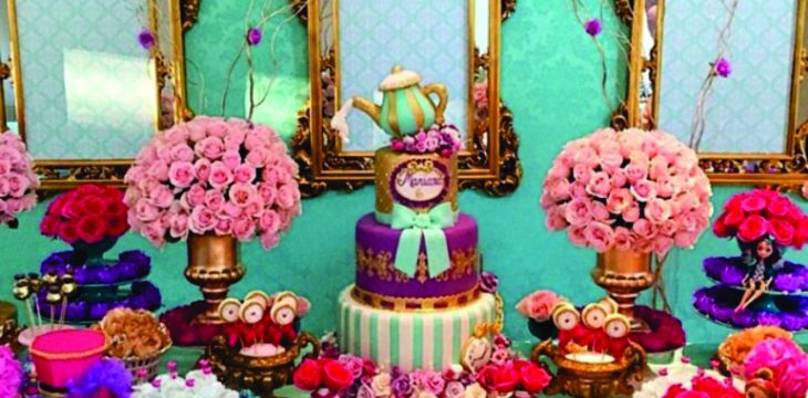 Festa Ever After High – você é royal ou rebel?