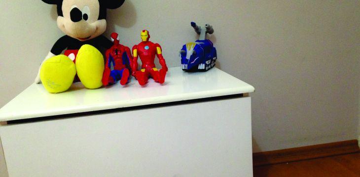 10 ideias para organizar os brinquedos
