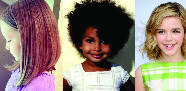 Cortes de cabelo para meninas – para todos os gostos