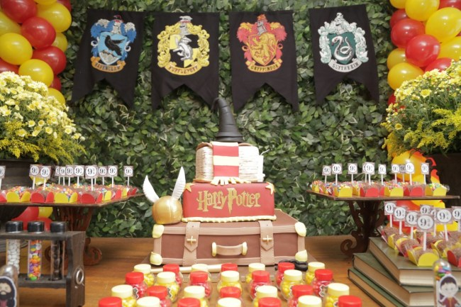 festa harry potter
