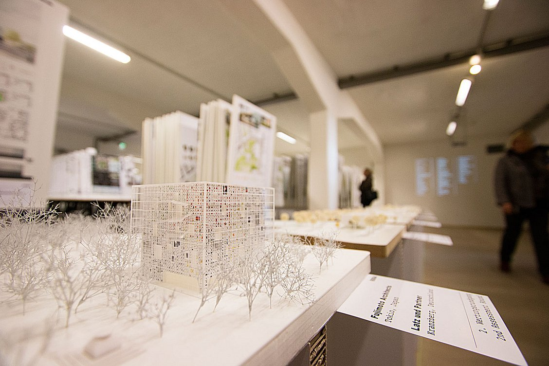 Bauhausstil Zürich Review Exhibition On The Architectural Design Competition