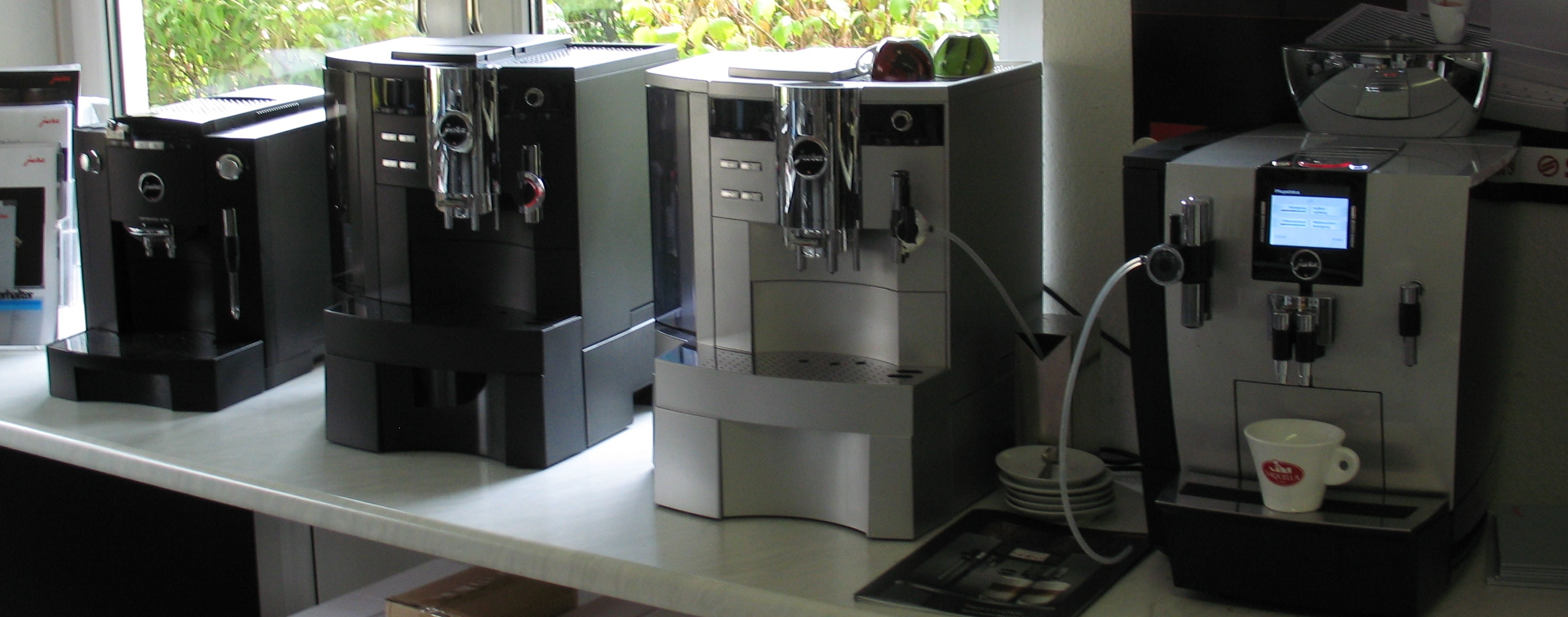 Idee Kaffee Office Coffee Service Showroom Und Messestände