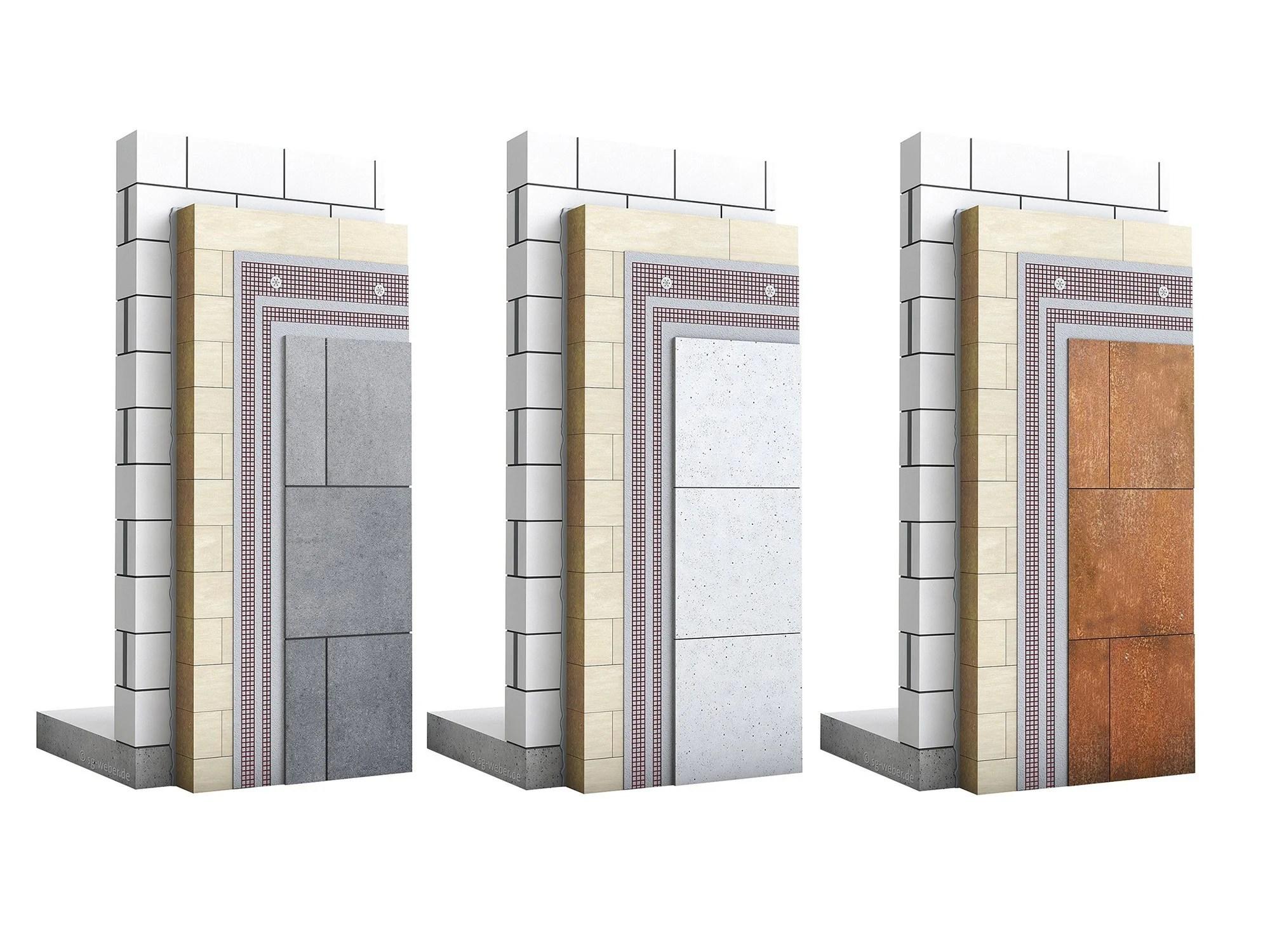Cortenstahl Fassade Befestigung Fassaden Aus Feuerverzinktem Stahl