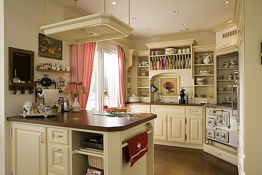 Baur Küche English Country House Style Kitchen | Baur Wohnfaszination