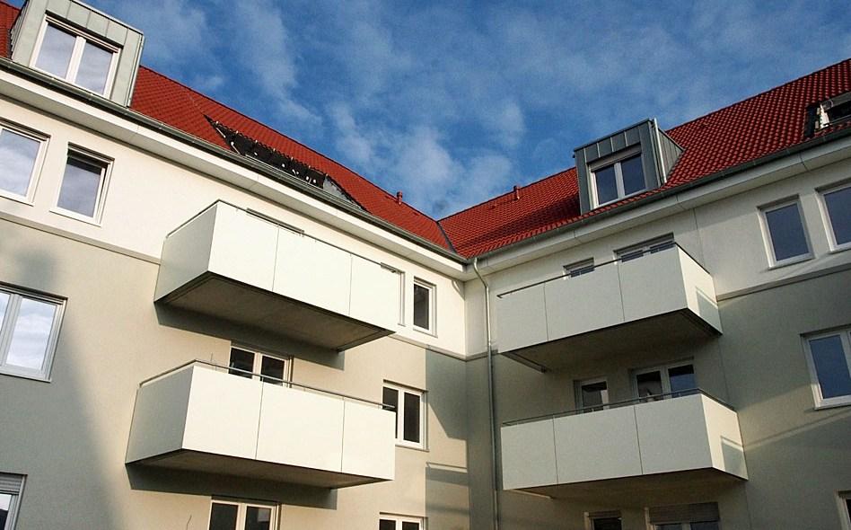 Balkone - Bauverein Ketteler eG