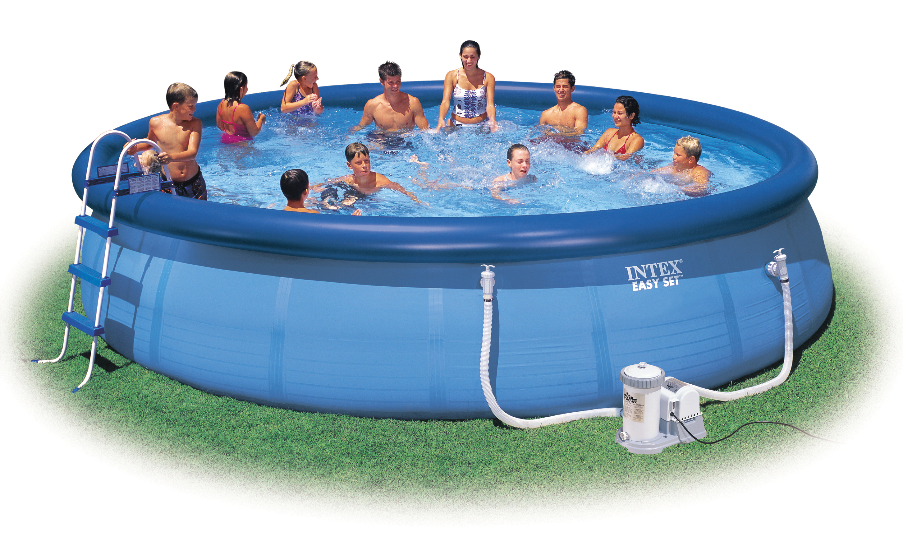 Pool Filteranlage Amazon Easy Pool Set Schwimmbad Und Saunen