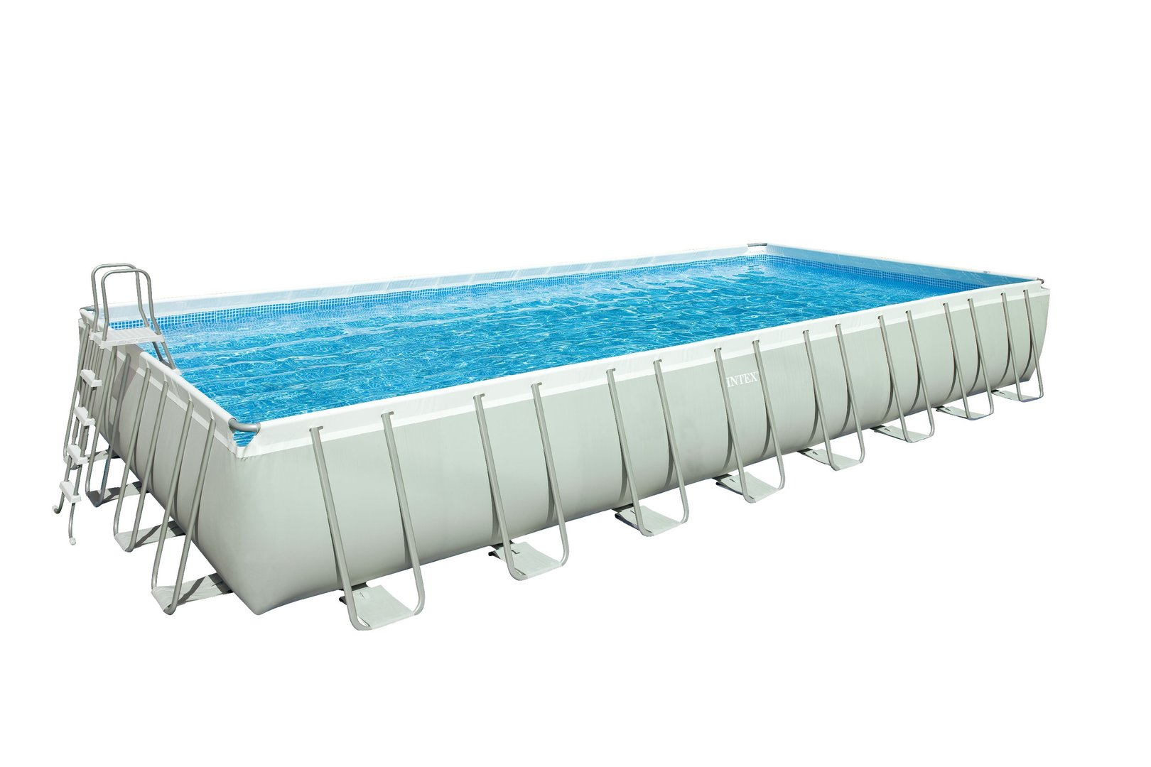 Bodensauger Intex Pool Anleitung Quotultra Quadra Quot Frame Pool Set Von Intex Bei Bavchem