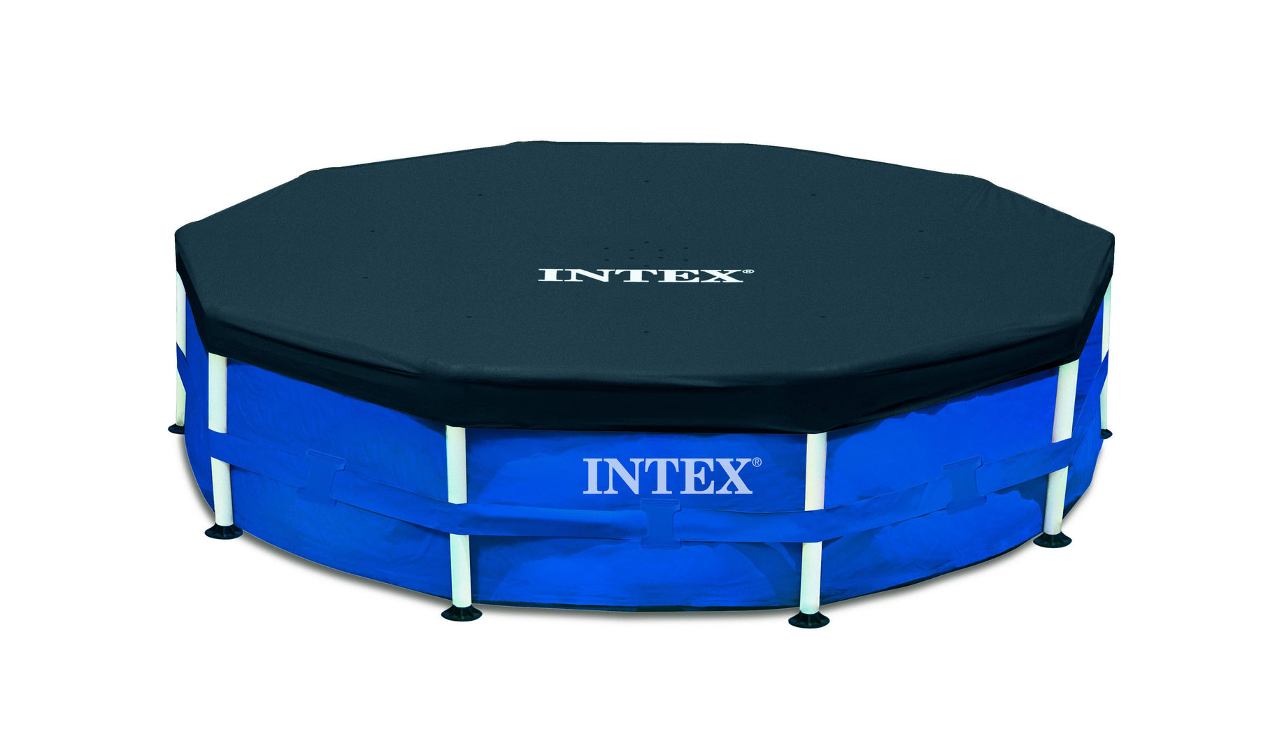 Pool Zubehör Intex Intex Frame Pool Set