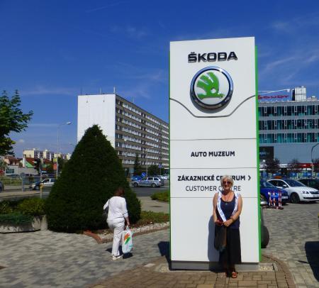 Skoda Plant Poland