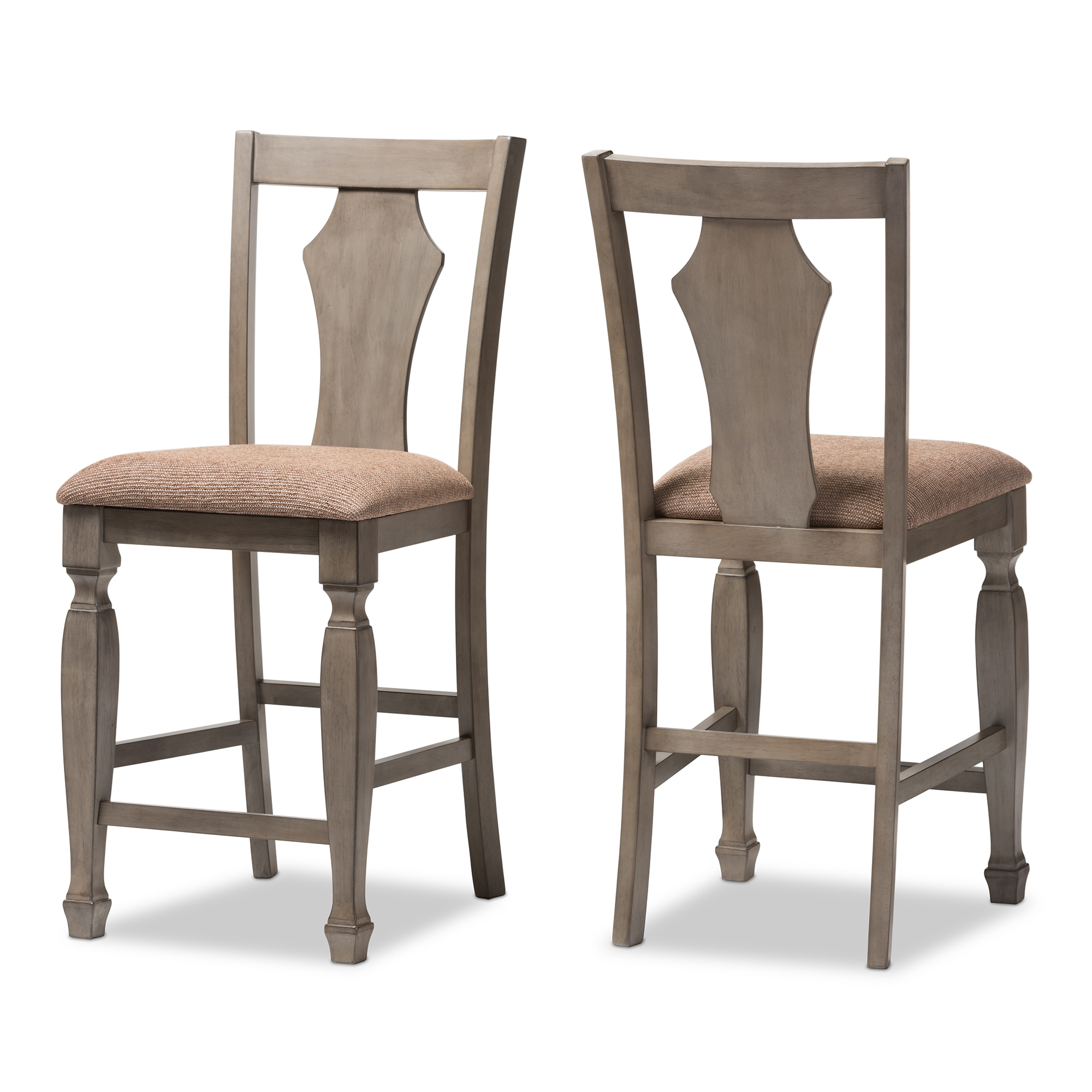 Fabric Counter Height Bar Stools Baxton Studio Wholesale Bar Stools Wholesale Bar Furniture