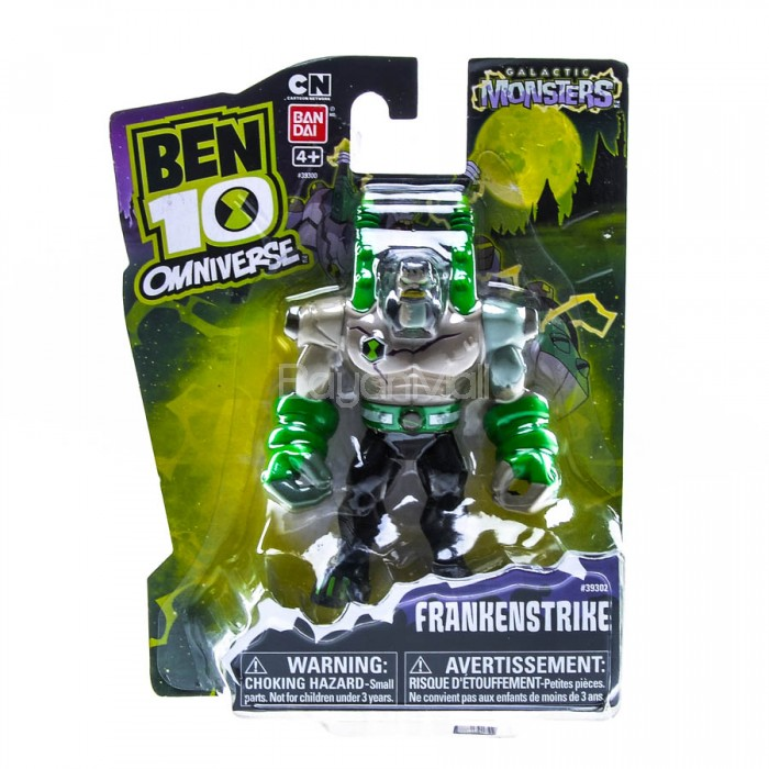 Sofa Set Parts Name Ben10 4inches Frankenstrike 39302